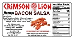 Bacon Salsa- 16 oz.