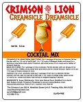 Creamsicle Dreamsicle Cocktail