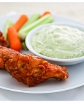 Bleu Buffalo Dip Mix- Very delicious and popular mix. Use for dipping chicken wings, raw veggies such as carrots, cauliflower, broccoli, etc.  A Favorite with wings and beer or watching football.