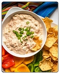 Chili Dip & Seasoning: A dip that is most enjoyed for those that like chili. This mix has an awesome chili flavor that will have you returning for more.