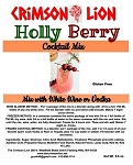 Holly Berry Cocktail Mix