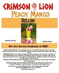 Peach-Mango Bellini: From the beginning the combined flavor of Peach and Mango became a top Wine Slush seller . Buy quantity of 1-4 for a 10% discount off the regular price.
