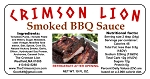 Smoked Barbecue Sauce-19 oz.  Enjoy a great grilling experience with this hickory smoke flavor.