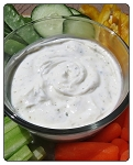 Texas Ranch-Dip  This dip is known for having 6 different peppers and offers a superb taste.