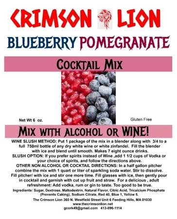 Blueberry pom is already a big hit