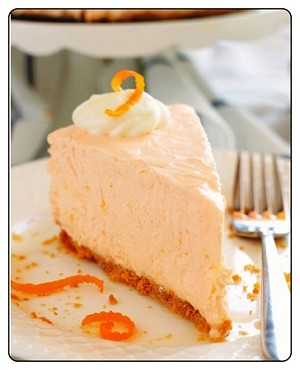 Creamsicle-Cheesecake Dessert Mix